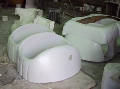 формы из стеклопластика