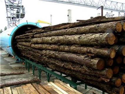 технология вакуумной сушки древесины