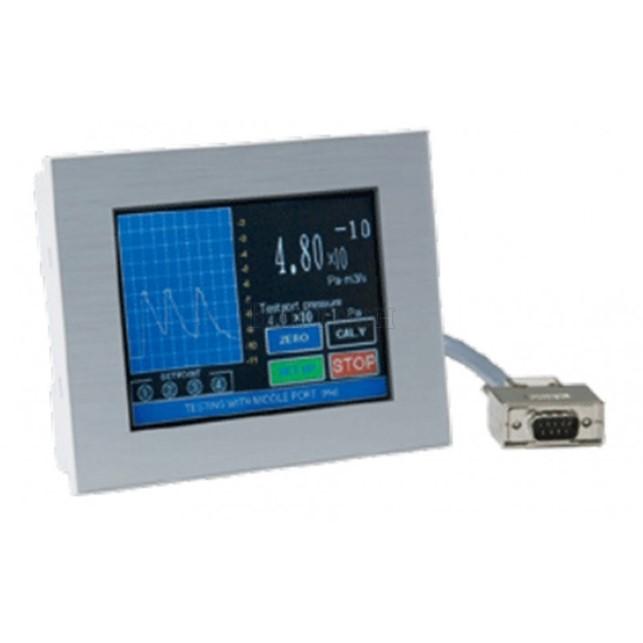 масс-спектрометрический гелиевый течеискатель