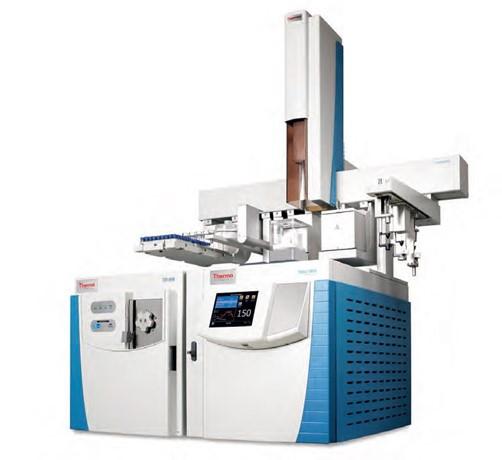хромато-масс-спектрометр