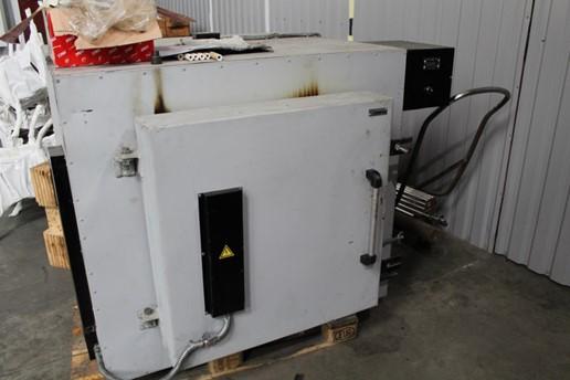 печь камерная электрическая
