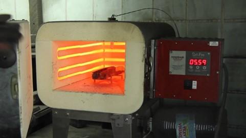 печи для термообработки металла